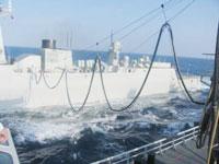 Рукава плоскосворачиваемые морские для перекачки нефтепродуктов и гсм