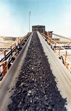 Облегченные шахтные транспортерные ленты
