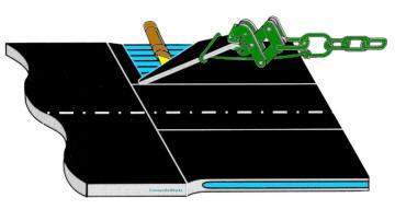Этап стыковки резинотроссовых конвейерных лент